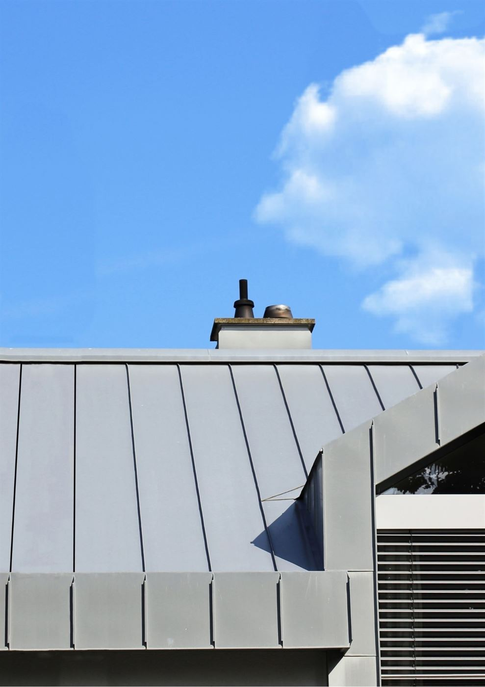 Commercial Metal Roofing Chicago