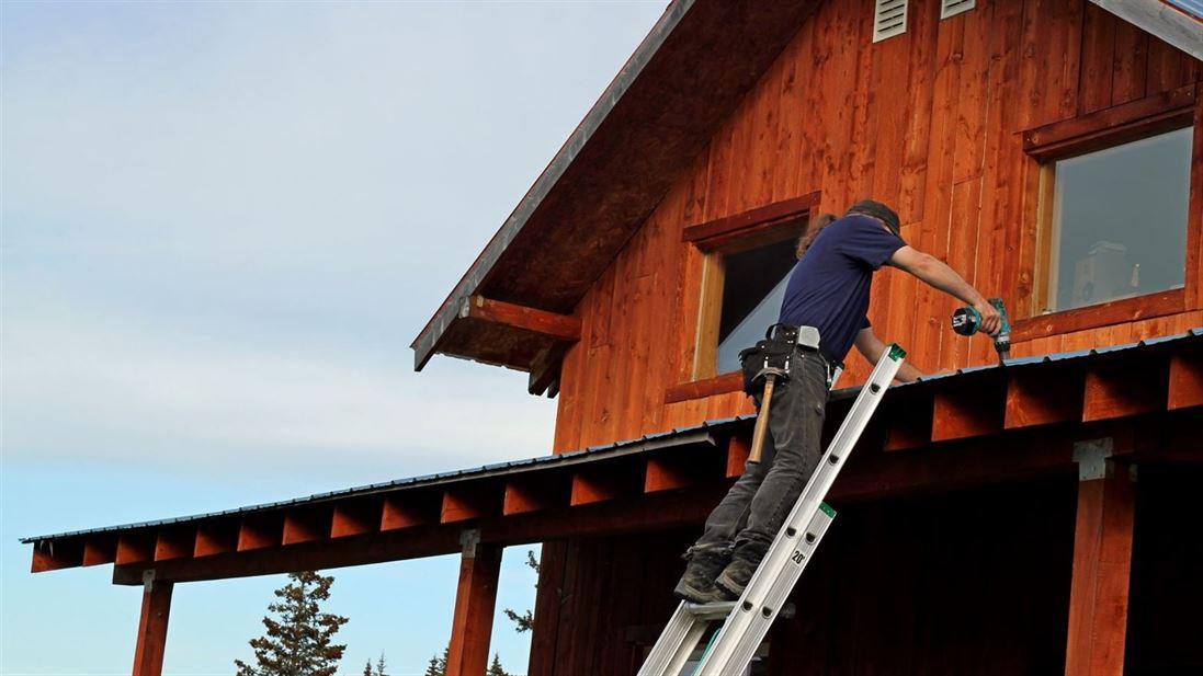 Metal Roof Repair Chicago